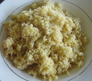 cooked-millet