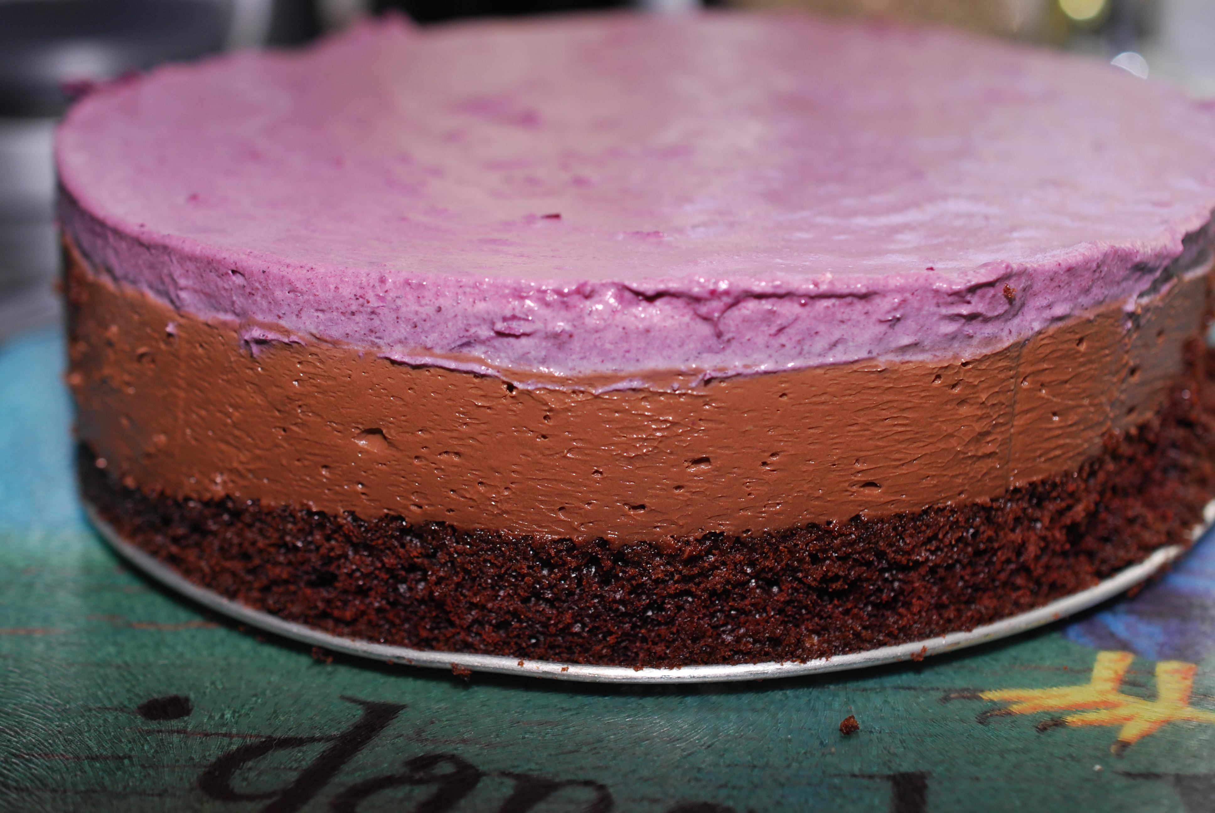 Vegan Gluten Free Blueberry Coffee Cake